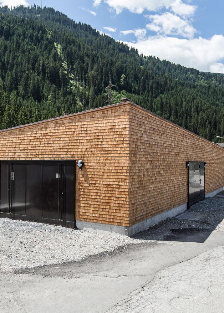 Dienstgebäude RHB 2014