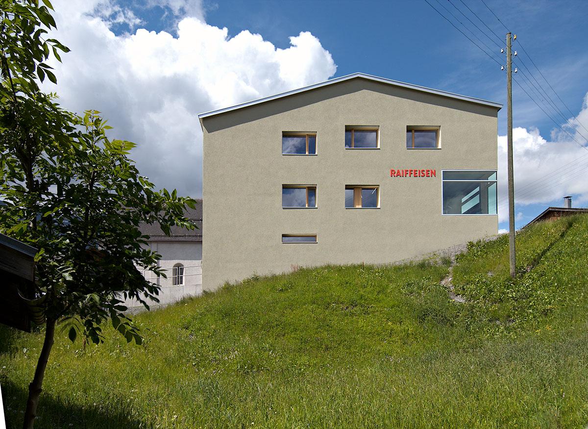 Raiffeisenbank 2007