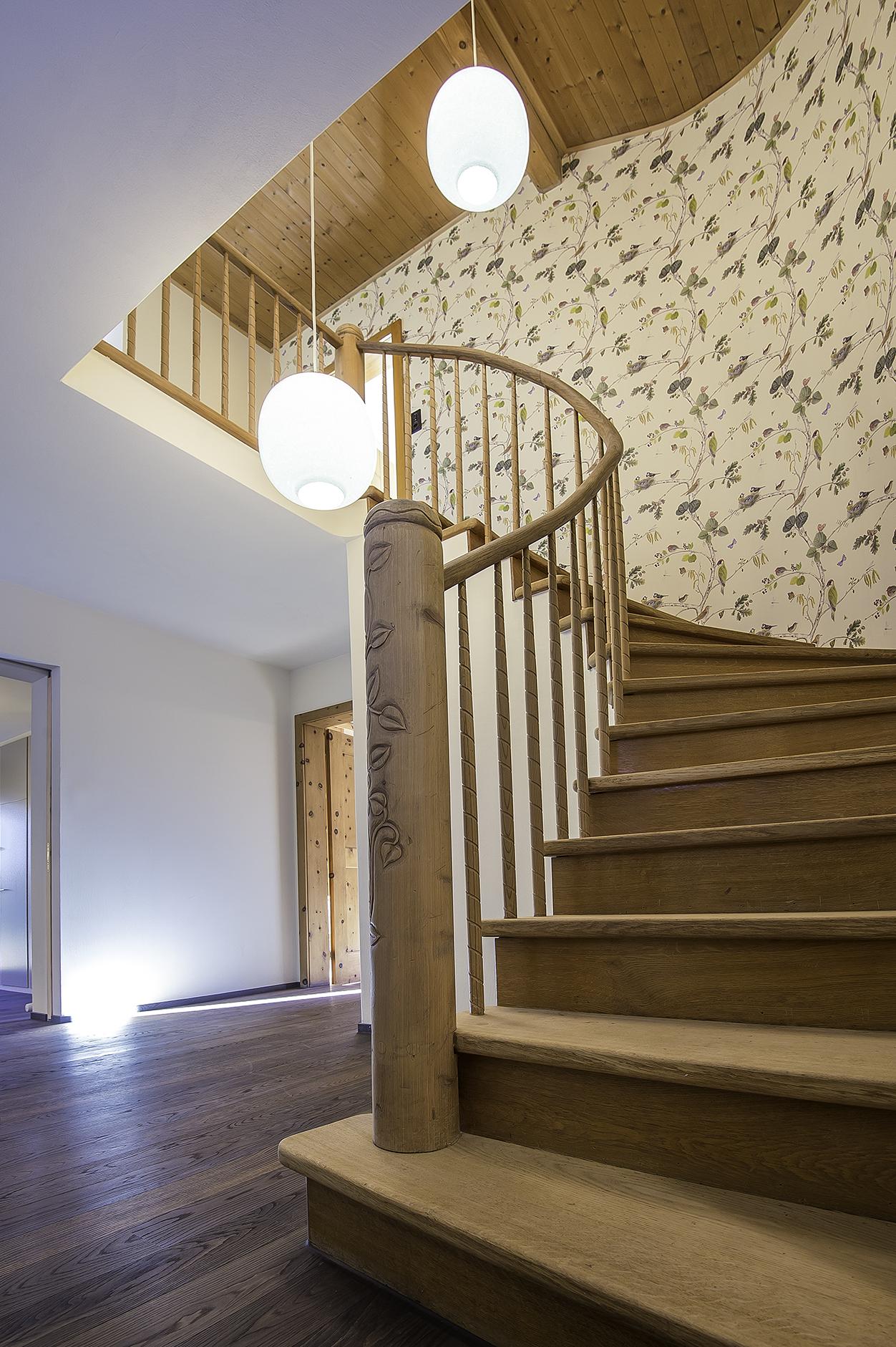 Umbau Ferienhaus Klosters 2018
