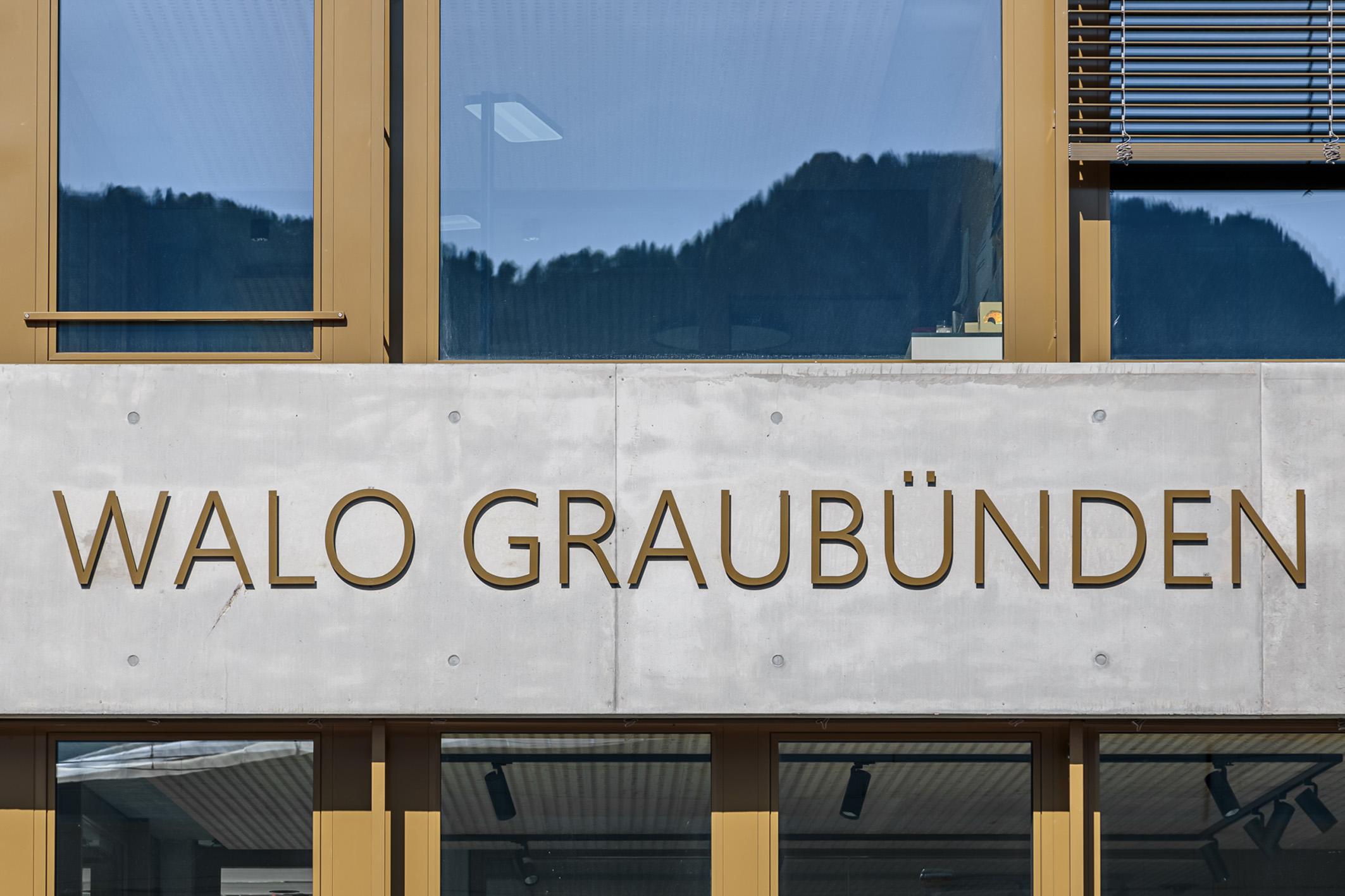 Kompetenzzentrum Walo Bertschinger AG Graubünden 2019