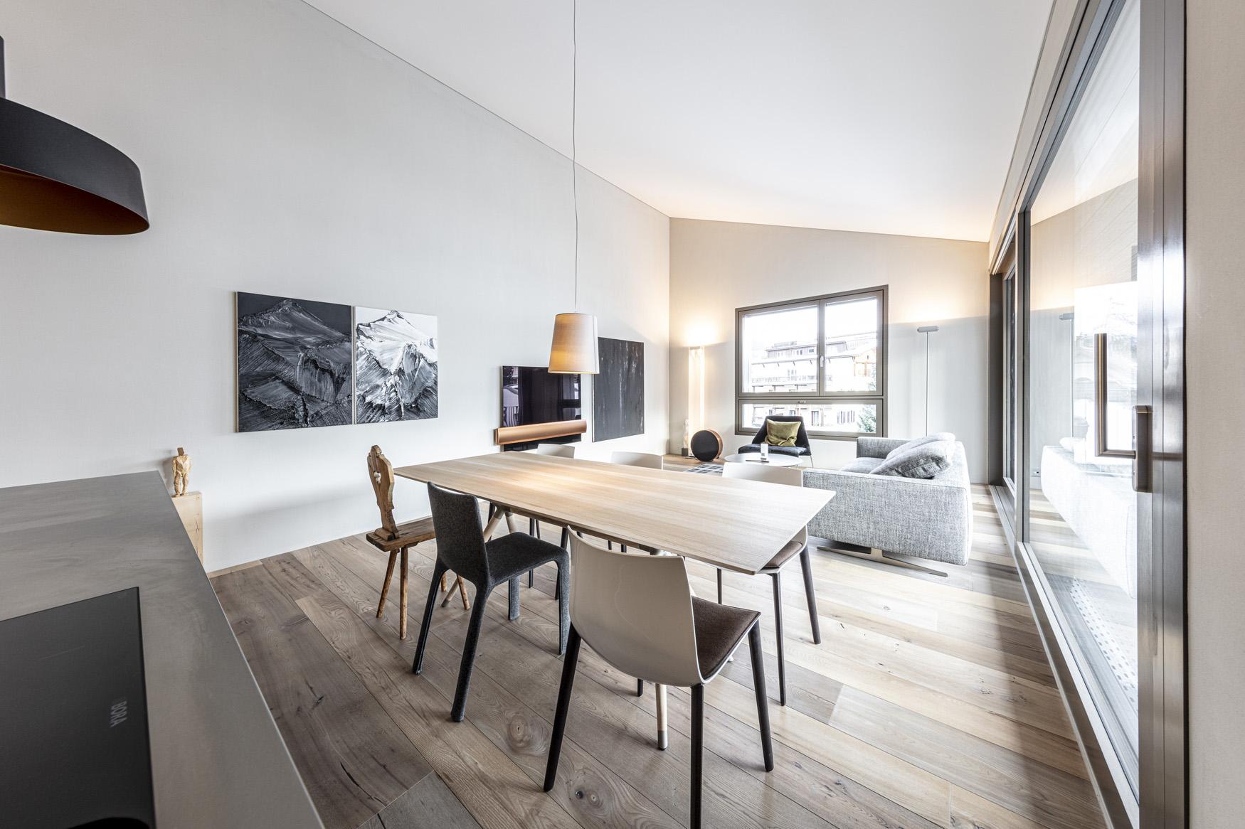 Mehrfamilienhaus Flims 2018